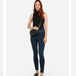 EXPRESS High Waisted Perfect Curves Lift Jeans NWT
